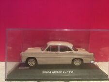 SUPERBE SIMCA ARIANE 4 1959 1/43 EN BOITE K2