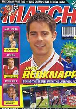 REDKNAPP / MAN UTD / ARSENAL / ASTON VILLA	Match	Nov	25	1995