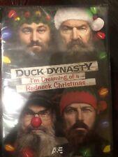 DUCK DYNASTY: I AM DREAMING OF A REDNECK CHRISTMAS - DVD - Region 1 - Sealed