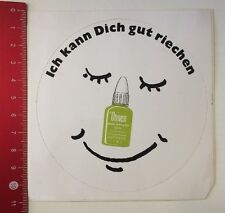 Pegatina/sticker: otriven contra resfriado-Te puedo oler bien (180416139)