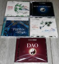 5 x Musik CD Thomas Widrat Tonschatz Alben & Maxis & Autogramm Systems In Blue