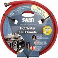 "New Swan 5/8""  Premium Hot Water Heavy Duty Water Hose SNCHW58050"
