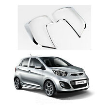 New Chrome Rear Tail Light Lamp Cover Molding K577 for Kia Picanto 2011-2012