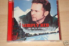 SIMPLY RED LOVE AND THE RUSSIAN WINTER CD THANK YOU / THE SPIRIT OF LIFE /