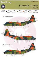 Bestfong Decals 1/144 LOCKHEED C-130H HERCULES Chinese Air Force