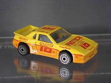 1985 Matchbox Pontiac Fiero