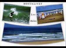 MONTALIVET (33) SPORT / CHAR à VOILE & SURF à la PLAGE