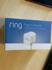 Ring Plug In Adapter For Video Doorbell Pro