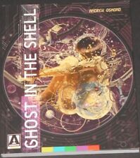 GHOST IN THE SHELL by andrew osmond USA BOOK new ANIME japan SCIENCE FICTION