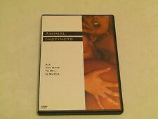 Animal Instincts DVD