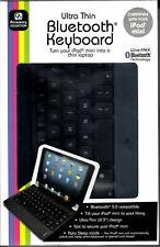 Ultra Thin Bluetooth Keyboard for iPad mini - BRAND NEW!  Last One!!!