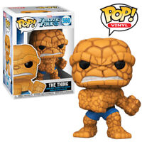 The Thing Fantastic Four Official Marvel Funko Pop Vinyl Figure