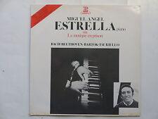 MIGUEL ANGEL ESTRELLA Piano La musique en prison ERA 9193