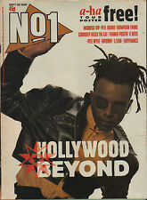Hollywood Beyond on Magazine Cover 20 September 1986   Frankie Goes To Hollywood