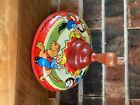 Colorful Antique Spinning Top Toy