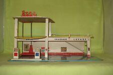 garage depreux , starlux , jouet ancien dans son jus vendu sans voiture