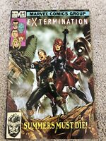 EXTERMINATION #4 MARK BROOKS UNKNOWN COMICS TRADE VARIANT!!!