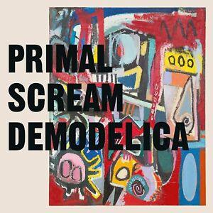 Primal Scream - Demodelica - Double 180 Gram Vinyl LP & Download [New & Sealed]