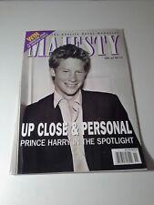 Majesty Magazine Vol 23 #11 November 2002