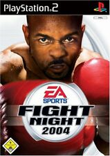 EA Sports Fight Night 2004 Playstation 2 Used