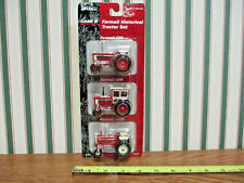 Farmall 706/806/1206 Historical Set By Ertl 1/64th Scale