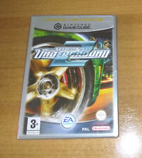 Jeu nintendo gamecube - NFS need for speed underground 2 (Course)