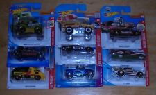 Mattel Hot Wheels Blister Pack Cars Discount P&P for Multiple Lot 5
