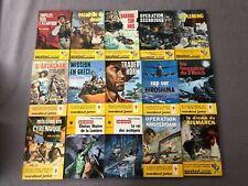 [12824-B56] Marabout Junior - Lot de 105 numéros - Beaucoup en EO - 2 Bob Morane