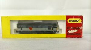 Hornby Minitrix N206 Class 33 33205 Railfreight Spares & Repairs N Gauge
