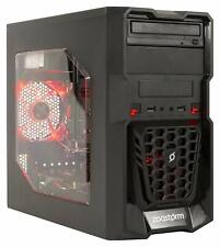 Zoostorm Cougar Spike M-ATX Gaming Mini Tower Case, USB 3.0, 4 Expansion Slots