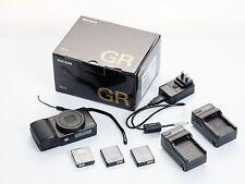 Ricoh GR II 16.2MP Digital Camera - Black
