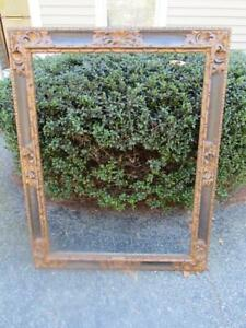 """ANTIQUE NEWCOMB MACKLIN PAINTING FRAME, FITS 40 X 30""""  INCHES"""