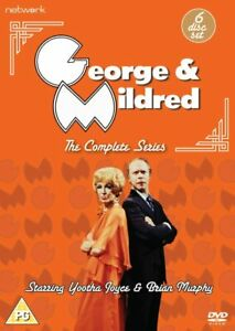 George And Mildred: The Complete Series - DVD Box Set BRAND NEW SEALED (6 Discs)