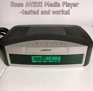 ♬ Bose AV 3-2-1 Media Center / Receiver only (321 Series I) - works excellent!