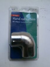 Rothley Hand Rail System Accessories :90 Degree Elbow
