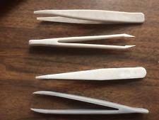 Esd Safe Antistatic Tweezers 4 Pk New
