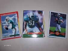 Miami Dolphins past + present,Marino,Tannehill,Duper,Roby,35 cards