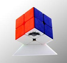 Cyclone Boys 2x2 Magic Cube Stickerless Speed 2x2x2 Puzzle Twist educational