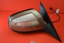 G#3 06-08 MERCEDES C300 RIGHT PASSENGER SIDE DOOR REAR VIEW MIRROR GOLD OEM