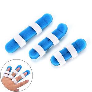 Mallet Finger Schiene Gelenk Unterstützung Arthritis Schutz Fraktur ZP WKS cO