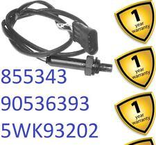 Vauxhall Zafira A 1.8 2.0 1999-00 Lambda Oxygen Sensor 90536393 855343 5WK93202