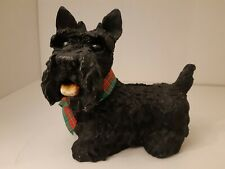 Tirelire Scottish terrier En Résine