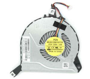 Replacement CPU Cooling Fan DFS200405040T for HP Pavilion 15-P199NA K7R28EA#ABU