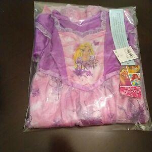 DISNEY PRINCESS RAPUNZEL Purple Dress/ Costume (Size 2T) BRAND NEW NWT