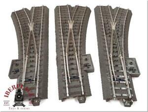 H0 1:87 scale Trains Märklin C Way Tracks Rails Turning Out 24612 24611