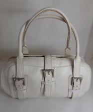 IL SACCO MILANO Genuine Leather White Bag