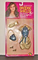 VTG LJN 1982 BROOKE SHIELDS Doll Clothing Fashion DISCO OUTFIT Fits Barbie MOC