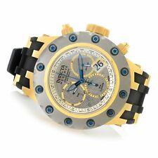 Invicta Reserve 52mm Specialty Subaqua Swiss Made Quartz Meteorite Dial Watch
