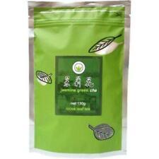 Nutri-Leaf Jasmine Green Tea Loose Herbal Dried 130g Premium