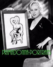 "MAE WEST 8X10 Lab Photo 1928 ""DIAMOND LIL"" Play, Publicity Portrait"